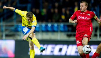 Ostende – Waasland-Beveren : les Lions n'ont remporté qu'un seul match en déplacement cette saison