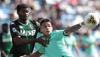 Inter Milan – Sassuolo : les Interistes affrontent leur bête noire