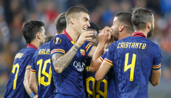 AS Roma – Borussia M'gladbach: de Italianen zijn thuis favoriet