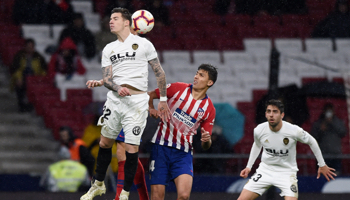 Atletico Madrid – Valence : l'attaque des Colchoneros a du mal à marquer cette saison