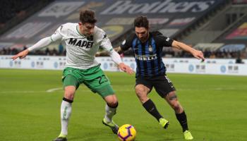 Sassuolo – Inter Milaan: kan Inter terug aansluiten met een overwinning?