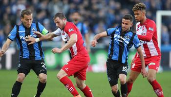 Mouscron-Club Bruges: une nouvelle victoire pour les Blauw en Zwart ?