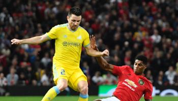 Astana – Manchester Utd : pakt Man United groepswinst in Groep L?