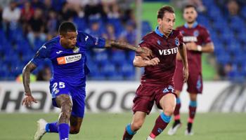 Trabzonspor – Getafe: de odds zijn in het voordeel van Getafe