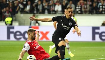 Arsenal – Eintracht Frankfurt: de Gunners zijn favoriet in eigen huis