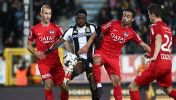 Eupen-Charleroi: de Zebra's wonnen de drie laatste onderlinge duels