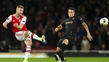 Vitoria Guimaraes – Arsenal : les Gunners courent seuls en tête du groupe F