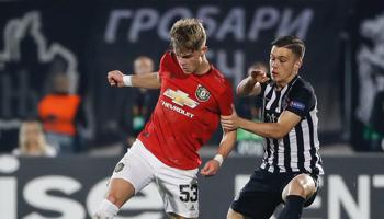 Manchester United – Partizan Belgrade : United marque peu en Europe