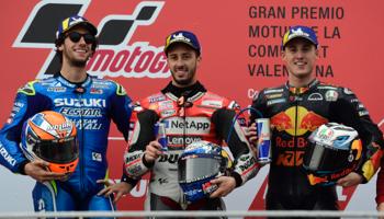 Moto GP Valencia: een twaalfde overwinning voor Márquez?
