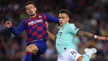 Inter Milaan – Barcelona: Inter moet thuis winnen om door te stoten