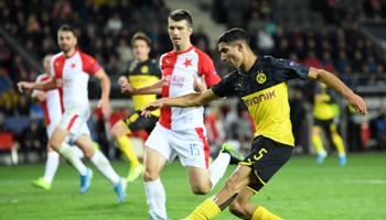 Dortmund – Slavia Prague : les Tchèques peuvent-ils à nouveau surprendre une équipe à l'extérieur ?