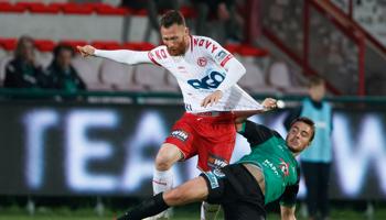 Courtrai – Cercle Bruges : Courtrai n'a gagné qu'un seul de ses 5 derniers matchs à domicile