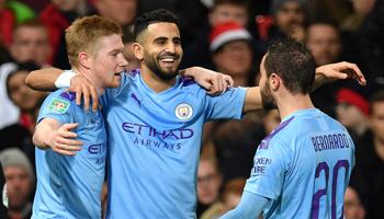 Manchester City – Crystal Palace: een vierde overwinning op rij voor City?