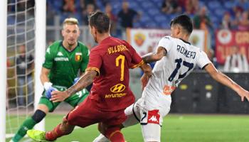 Genoa – AS Roma: Roma is de uitgesproken favoriet