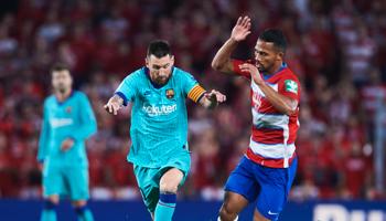 Barcelona – Granada: blijft Barça aan de leiding in La Liga?