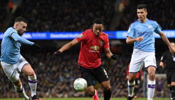 Manchester United – Manchester City: de uitploeg is torenhoog favoriet