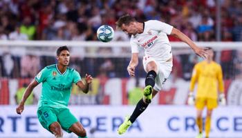 Real Madrid – Sevilla: blijft Real Madrid gedeeld leider?