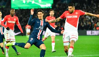AS Monaco – Paris Saint-Germain : les Monégasques ont tenu les Parisiens en échec il y a 3 jours