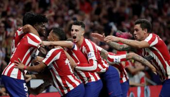 SD Eibar – Atletico Madrid : les Colchoneros n'ont plus perdu face à Eibar depuis 2001