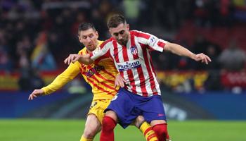 FC Barcelone – Atlético Madrid : le choc de ces demi-finales de la Supercoupe