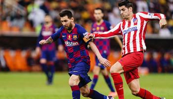 FC Barcelone – Atlético Madrid : le choc de la 33ème journée de Liga