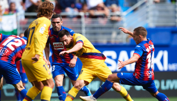 FC Barcelone – Eibar : les Catalans toujours invaincus face à Eibar ?