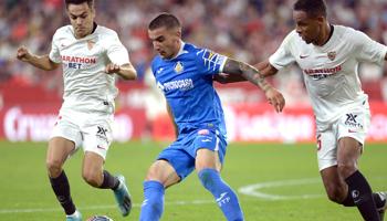 Getafe – FC Séville : le 3ème place est en jeu