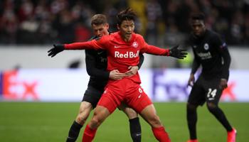 Red Bull Salzbourg – Eintracht Francfort : une des affiches de ces 16èmes de finale