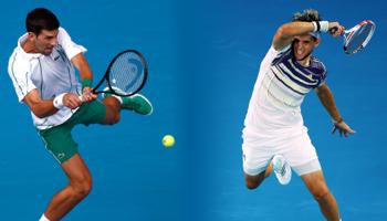 Thiem – Djokovic: wint de Serviër een 2de titel op rij?