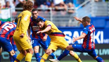 FC Barcelona – Eibar: Barça is favoriet in eigen huis