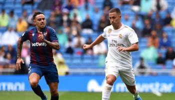 Levante – Real Madrid: een makkelijke uitoverwinning voor Real?