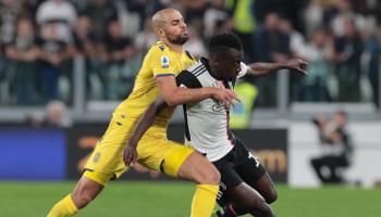 Hellas Verona – Juventus: blijft Juventus alleen aan de leiding in de Serie A?
