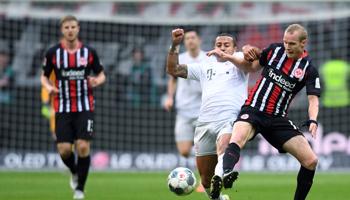 Bayern Munich – Eintrach Francfort : les Aigles se rapprochent de la zone rouge