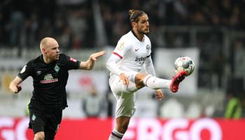 Werder Brême – Eintracht Francfort : le Werder dans le rouge