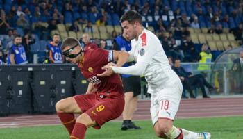 AC Milan- AS Roma: mag Roma blijven dromen van de Champions League?