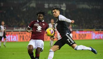 Juventus – Torino: verstevigt Juve zijn eerste plaats?