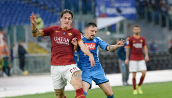 Napoli – Real AS Roma: de strijd om Europees voetbal