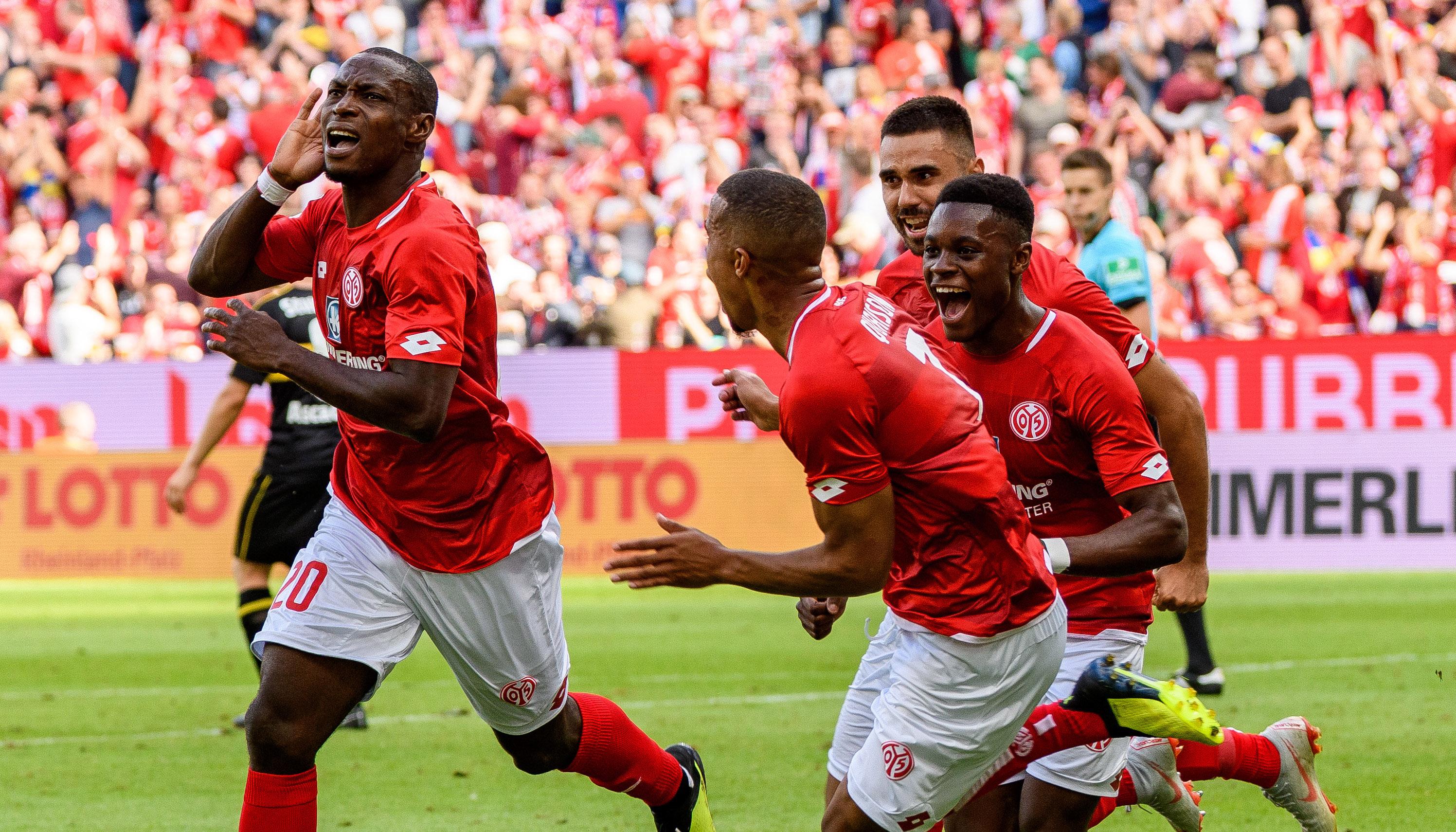 Torreiche Last-Minute Bundesliga
