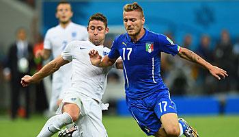 Italien – England: Das WM-Trauma ist überwunden