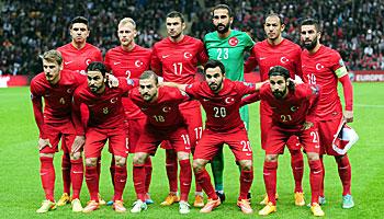 Türkei unter Druck: Bei einer Niederlage droht das EM-Aus