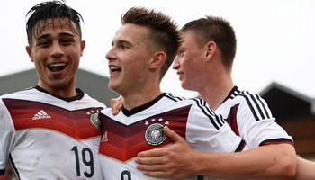 U17-EM: Deutschlands nächste goldene Generation?