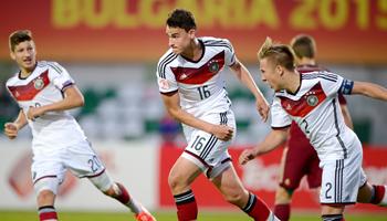 U17 EM-Finale: Auf den Spuren von Götze und Mustafi