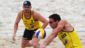 Beachvolleyball WM: Aus sechs mach zwei