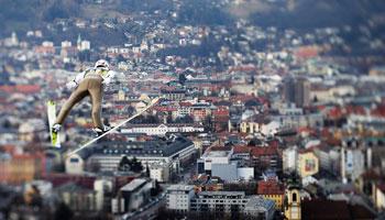 Vierschanzentournee: Innsbruck bringt die Vorentscheidung