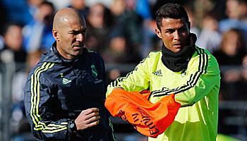 Zidane-Debüt: Der Erfolg ist nicht garantiert!