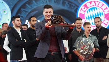 "Bundesliga-Torschützenkönig: Das sind Lewandowskis ""Konkurrenten"""