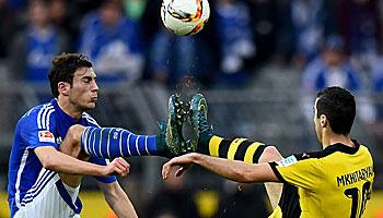 FC Schalke – Borussia Dortmund: Spielvorschau & Wetten