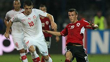 EM 2016: Brüder-Duell Albanien gegen Schweiz