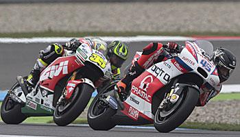 MotoGP: In Assen entscheidet der Regen über den Sieger