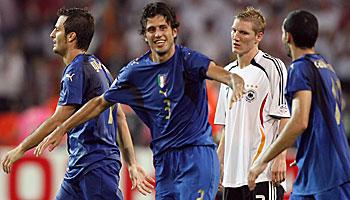 DFB-Elf gegen Squadra Azzurra: Eine Pflichtspielbilanz des Schreckens